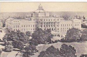 Washington DC Library Of Congress Albertype