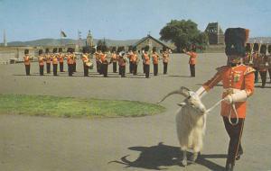 Parade Ceremonies, The Citadel, Quebec, P.Q., Canada, 40-60s
