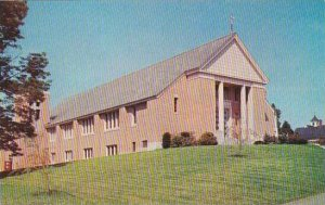 New Hampshire Nashua Saint Christophers Church