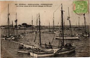 CPA Senegal Fortier 642. Sénégal-Sine Saloum-Foundiougne (235186)