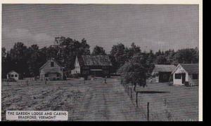 Vermont Bradford Garden Lodge And Cabins Dexter Press Archives