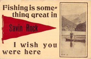 West Haven Connecticut Fishing is something great Savin Rock antique pc ZE686226