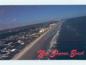 1980's BEACH SCENE New Smyrna Beach - Near Port Orange & Daytona FL AE9363