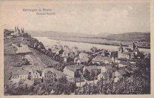 Gesamt-Ansicht, Remagen a. Rhein (Rhineland-Palatinate), Germany, 1900-1910s