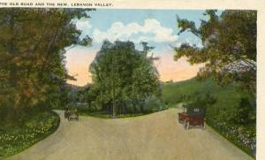 PA - Lebanon Valley, The Old Road & The New