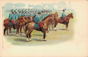 Military Hussards Litho 04.81