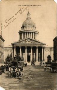 CPA PARIS 5e Le Panthéon ed. E.L.D. (577363)