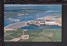 Mactaquac Hydro,Fredericton,NB,Canada Postcard BIN