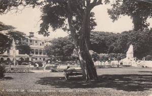 RP: Corner of Gordon Gardens , Colombo , Ceylon , 20-40s