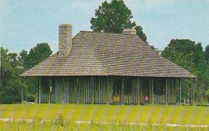 Illinois Cahakia Cahokia Court House State Memorial