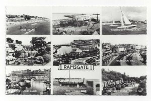 RP: RAMSGATE, Kent, England, 1930-50s; 9-Views Points of Interest