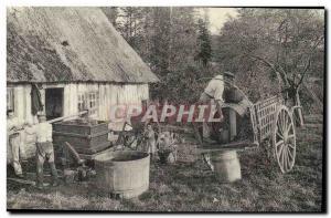 COPYRIGHT Normandy Cider Making