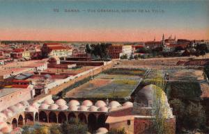 Syria Damas Vue generale Centre de la Ville Postcard