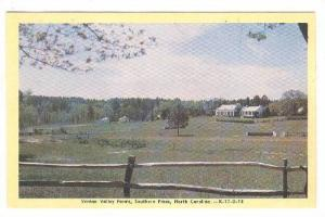 Vernon Valley Farms, Southern Pines, North Carolina, 40-60s