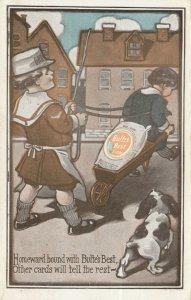 ADV; 1910; BULTE'S BEST Flour # 1