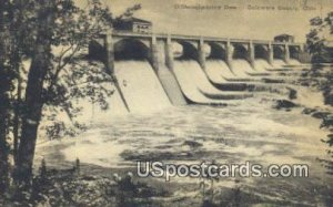 O'Shaughnessy Dam - Delaware County, Ohio