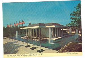 World Golf Hall of Fame, Pinehurst, North Carolina, 50-70s