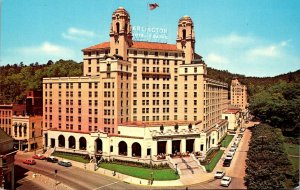 Arkansas Hot Springs The Arlington Hotel