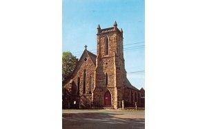 St James Episcopal Church in Goshen, New York