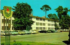 Biloxi MS Keesler Air Force Base Electronics Training Postcard Unused (31898)