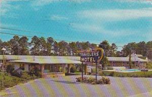 South Carolina Charleston South Of Bypass Beautiful Travelers Motel 1982
