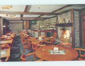 Pre-1980 RESTAURANT Westminster Near Gardiner & Fitchburg & Leominster MA B7829