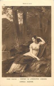 Empress Josephine portrait - Pierre Prud`hon