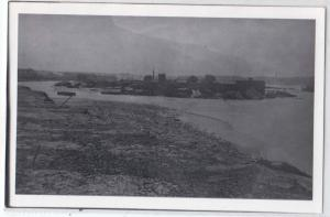 RPPC ? Flood Damage 1921 Pueblo Co.