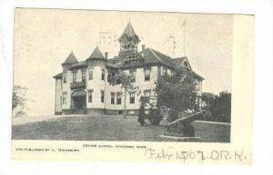 Center School, Winthrop, Massachusetts,1907