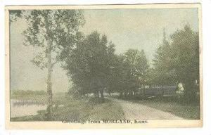 Greetings From Morland, Kansas, 1910-1920s