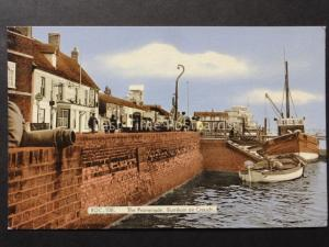 Essex: Burnham on Crouch, The Promenade - Old Postcard