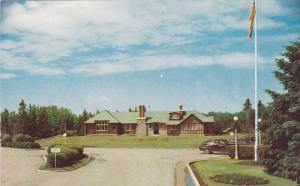 The Museum at Clear Lake, Wasagaming, Manitoba, Canada, 40-60s
