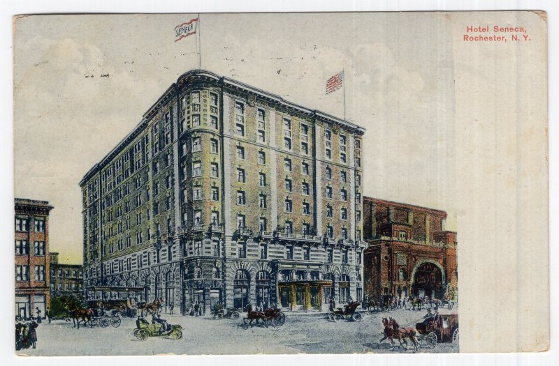Rochester, N.Y., Hotel Seneca
