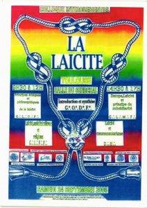 CPM 2005 La Laicite TOULOUSE FREEMASONRY (860882)