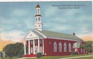 South Carolina Myrtle Beach Methodist Church