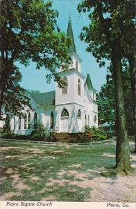 Plains Baptist Church