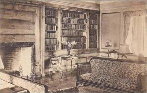 Connecticut New Haven Y.W.C.A. The Residence Living Room Albertype