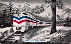 Freedom Train Truman 1947 American Heritage Foundation museum bold graphics