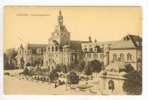 National Museum, München (Bavaria), Germany, 1900-1910s