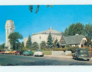 Pre-1980 CHURCH SCENE Detroit Michigan MI hs7654