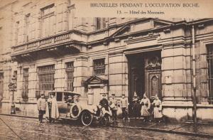 BRUXELLES , Belgium , 1910s; Hotel des Monnaies