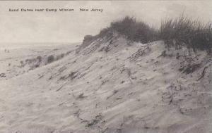 New Jersey Sand Dunes Near Camp Whelen