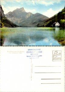 Leopoldsteinersee Lake in Austria (12971)