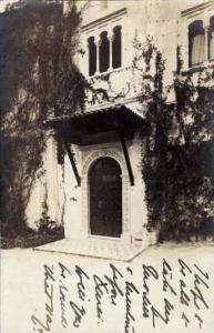 RP: Building entrance , ALGIERS , Pu-1907