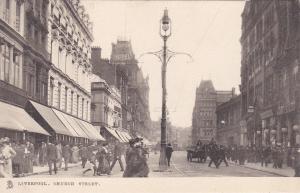 LIVERPOOL, Lancashire, England, 1900-1910´s; Church Street, TUCK #2004
