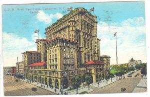 C.P.R. Hotel Vancouver, Vancouver, British Columbia, Canada, 1900-1910s