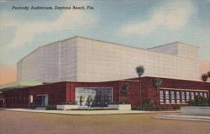 Florida Daytona Beach Peabody Auditorium