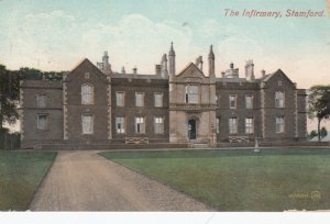 The Infirmary , STAMFORD , Lincolnshire , England , 1913