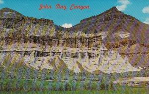 John Day Canyon Central Oregon