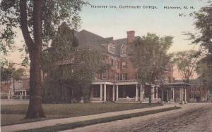 New Hampshire Hanover Inn Dartmouth College Albertype